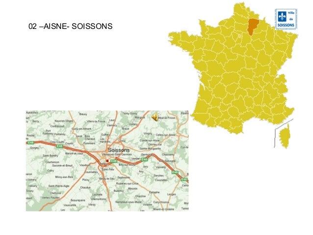 02 –AISNE- SOISSONS