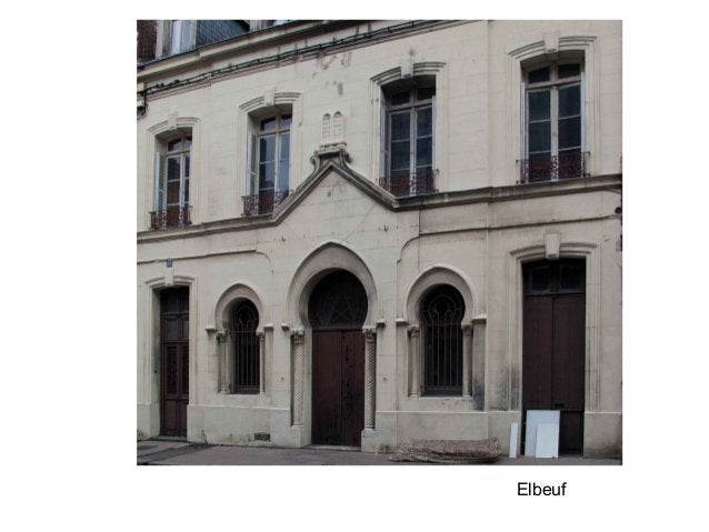 2043 - French synagogues