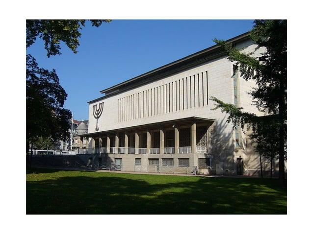 Grande synagogue De la victoire