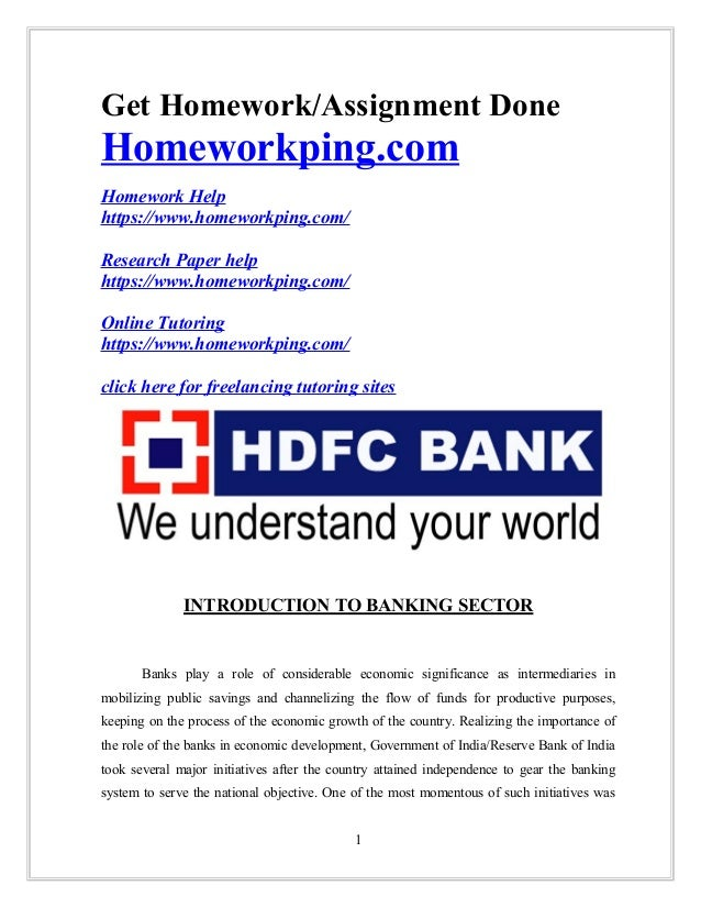 financial analysis of hdfc bank Consensus estimates analysis  brief-hdfc bank says sebi directed to conduct internal inquiry into leakage of upsi relating to financial figures  financial .