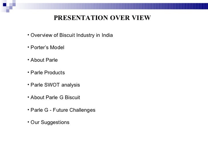industry analysis of biscuit industry