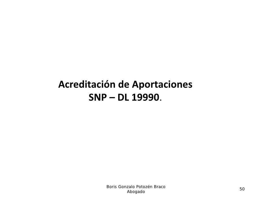 AcreditacióndeAportaciones      SNP– DL19990.          Boris Gonzalo Potozén Braco                                   ...