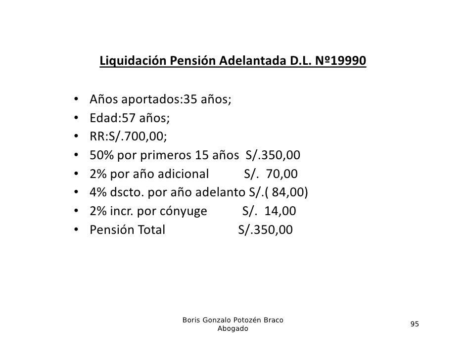 El Sistema Nacional de Pensiones - SNP.