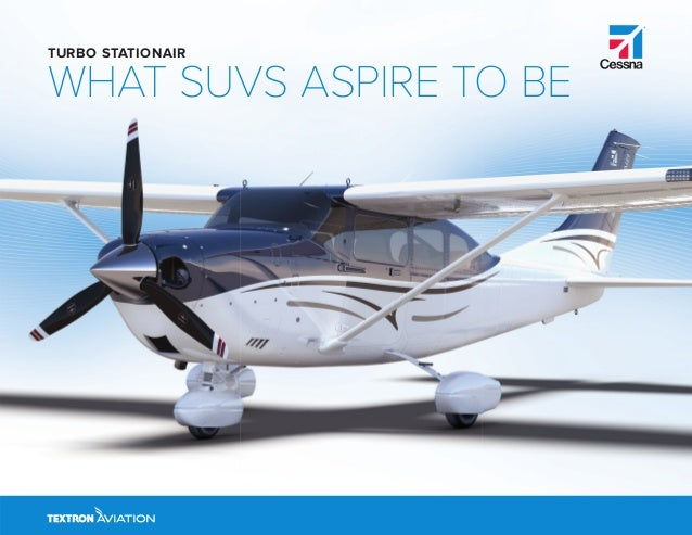 2015 Cessna 206 Turbo-Stationair®