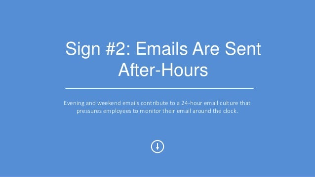 3 Signs Of A Toxic Email Culture At Work