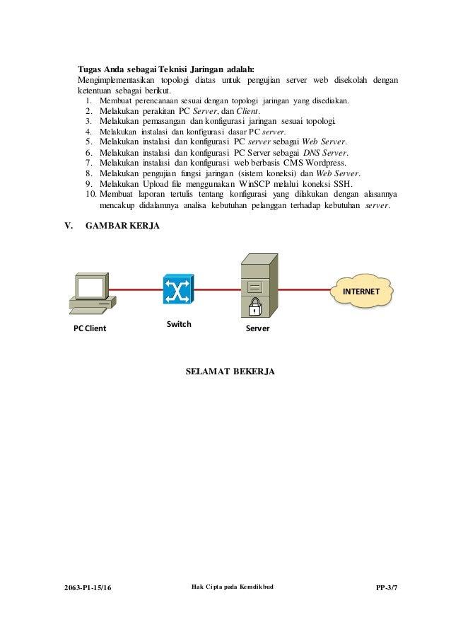 UKK TKJ - Paket 1 Slide 3