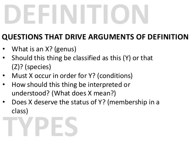 a definition of an argument Prem se (prĕm′ĭs) n also prem ss (prĕm′ĭs) 1 a proposition upon which an argument is based or from which a conclusion is drawn 2 logic a one of the .