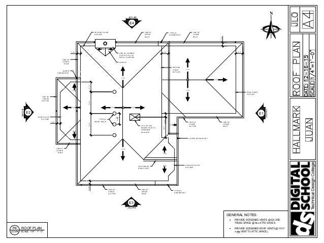 plan roof  u0026 roof plan