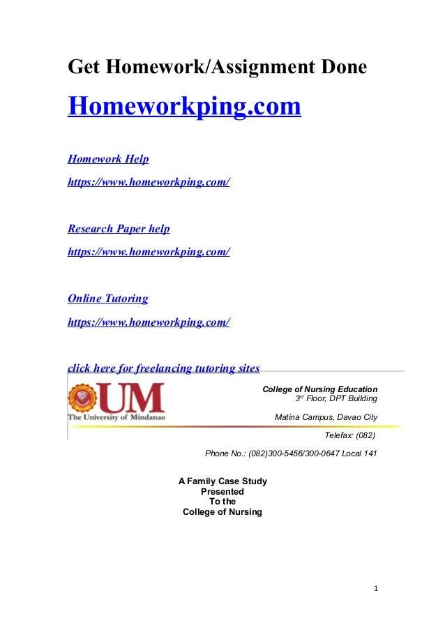homework for professional programmer essay