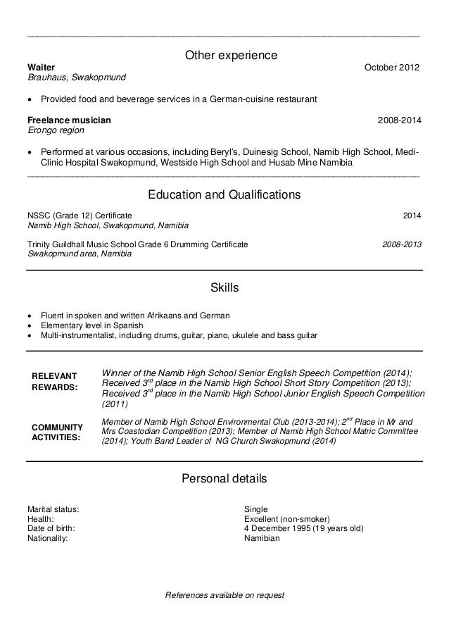 tefl cv 15 september update  pdf