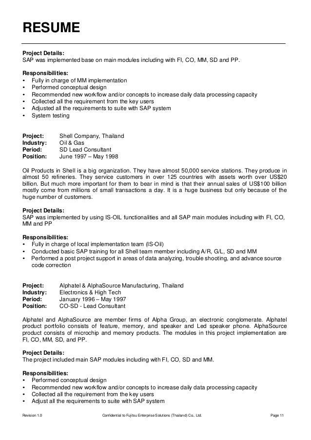 Sap SD Consultant Resume Resume Of Nikhil Kumar SAP SRM Techno Functional  Oyulaw Cover Letter For