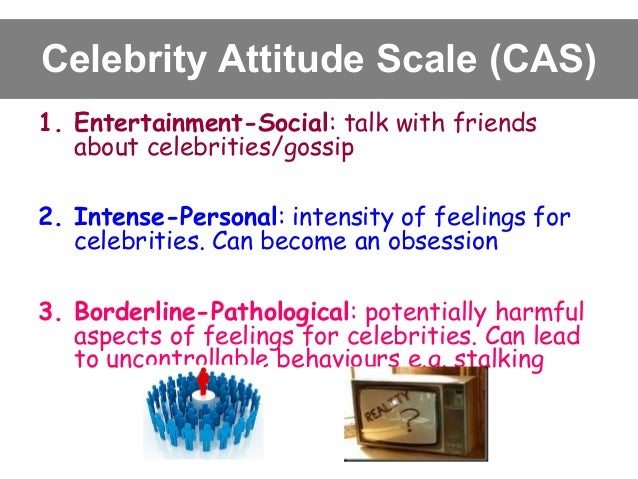Celebrity Workship and Mental Health | Extraversion And ...