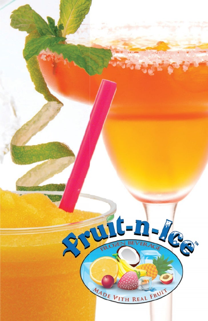 Fruit-n-Ice is a product of Kanawati          Enterprises; a family owned and operated          business that was founded ...