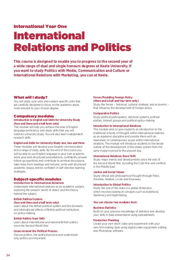 domestic politics and international relations essay Domestic politics and international informative essays domestic politics and international relations in the gulf area.