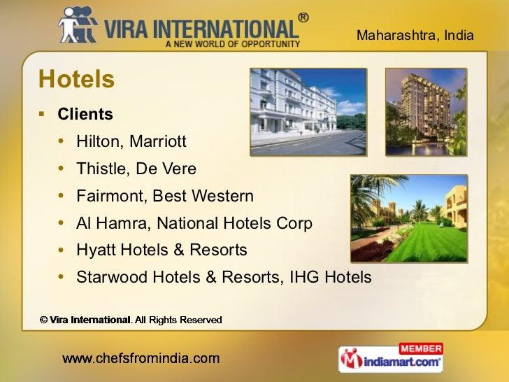 De Vere Hotels And Resorts