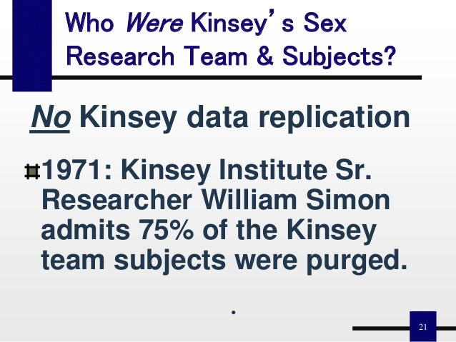 sex research Advance your research discover scientific knowledge, and make your research visible join for free connect with linkedin connect with facebook.