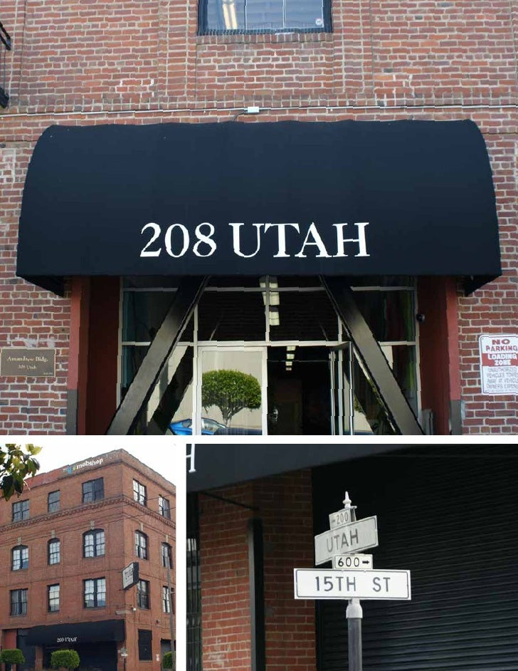 208 Utah Street (Potrero Avenue Frontage)