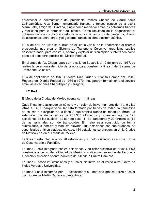 CAPÍTULO I. ANTECEDENTES 2 aprovechar el acercamiento del presidente francés Charles de Gaulle hacia Latinoamérica. Alex B...