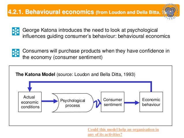 various models of consumer behaviour Learn about models of consumer behavior a model may be described as a representative of an actual system it represents the similar characteristics of a system however various models have been proposed based on various factors such as scope, social, environmental, psychological, etc.