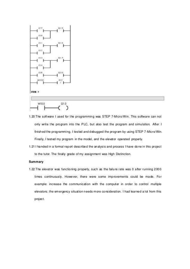Design of Five storey Elevator Control System Based on ...