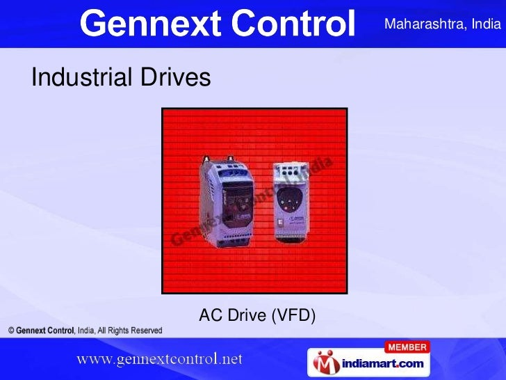 Industrial Motor By Gennext Control India Pune