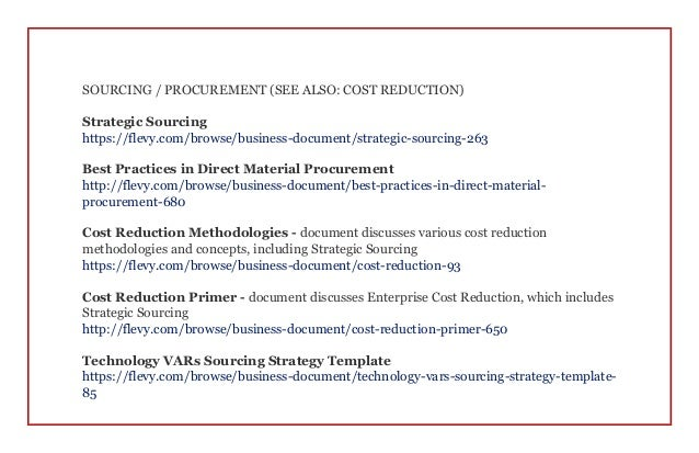 Recommended Documents By Business Topic - Best of cost savings template concept