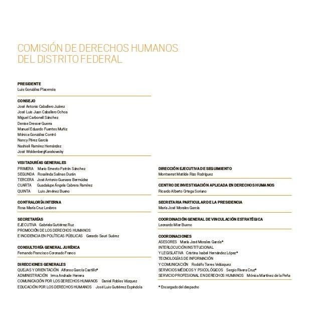 La CDHDF cumplió 20 años de labores Slide 3
