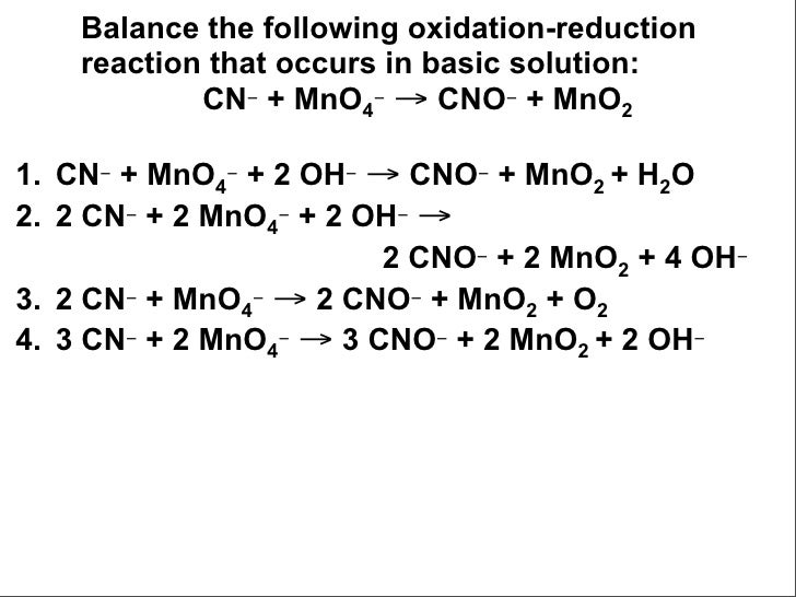 Chapter 20 Lecture- Electrochemistry