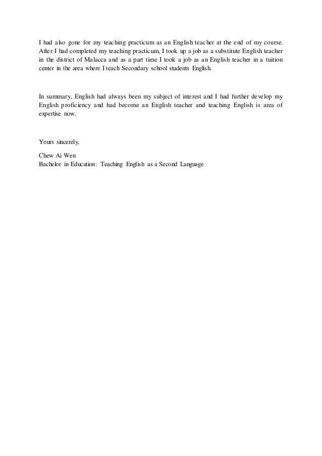 Sample Teacher Cv Nz TrendResume Resume Styles And Resume Templates Cover  Resume Sle For Esl Teacher  High School English Teacher Resume