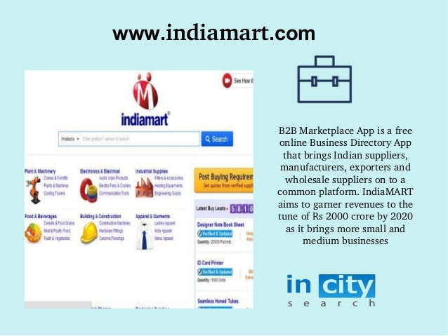 20 Best Business Listing Sites in India