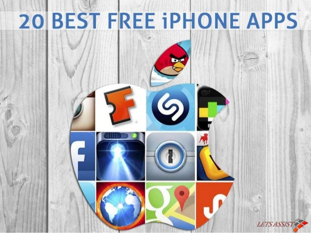 20 Best Free iPhone Apps