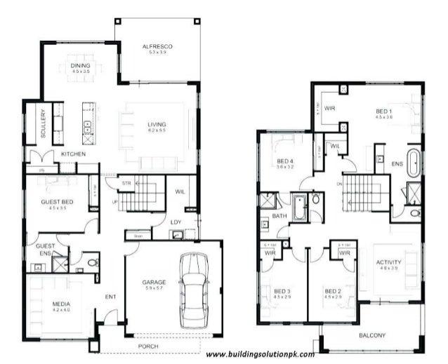 20 Best House Layout Design Part 03
