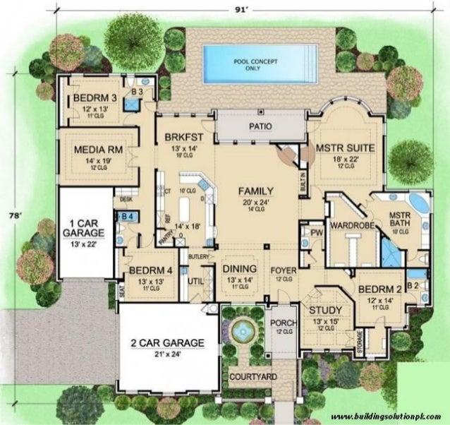 20 Best House Layout Designs Part 01