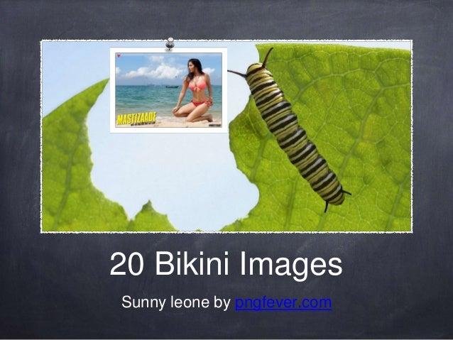20 Bikini Images Sunny leone by pngfever.com