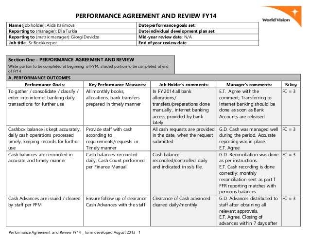 Aida Karimovaperformance Agreement Fy14eng Gd Et