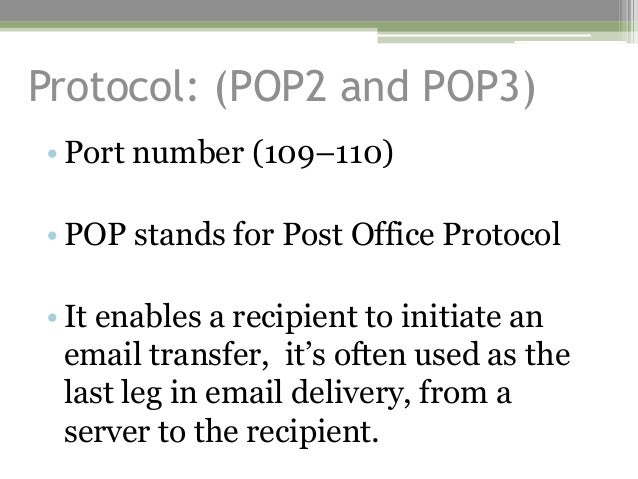common port assignments Port numbers are assigned in not usable for use with many common service discovery mechanisms https tcp http protocol over tls/ssl 443 https udp http protocol.