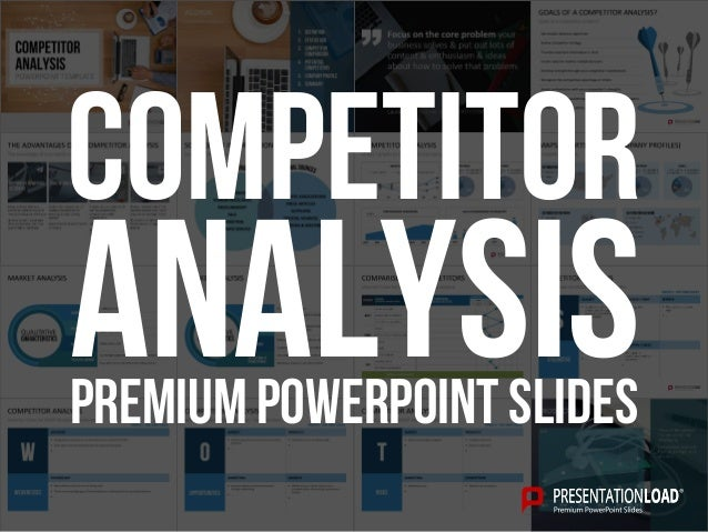 PREMIUM POWERPOINT SLIDES Analysis Competitor
