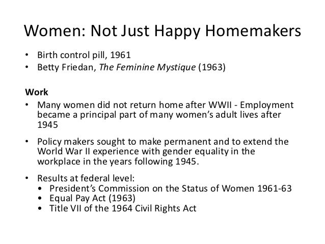 the equal pay act of 1963 paper