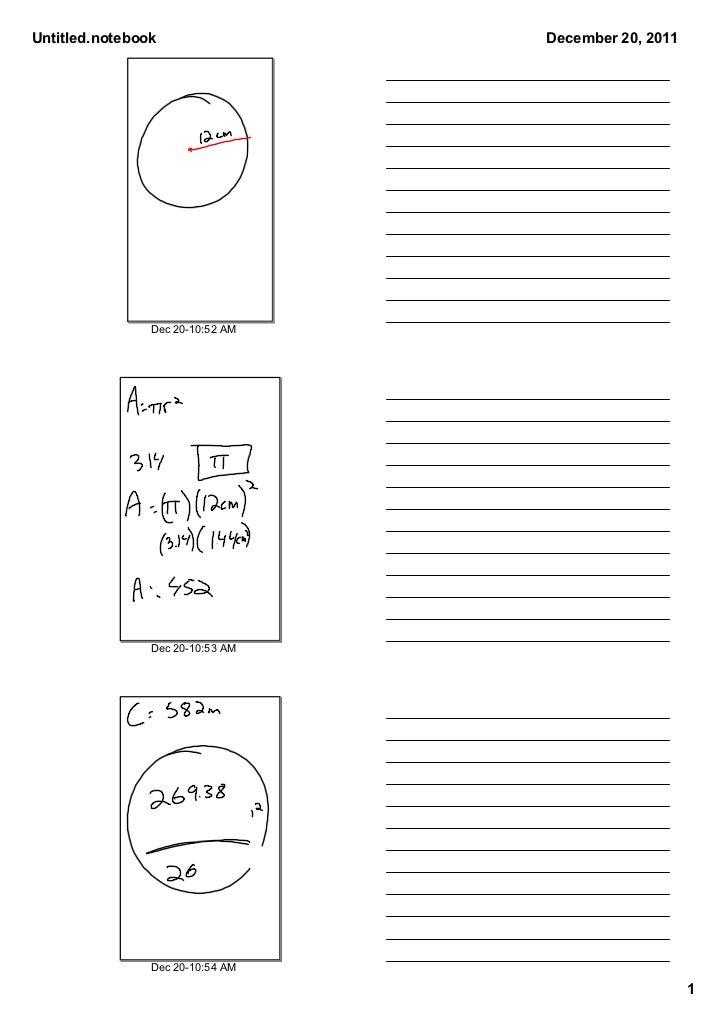Untitled.notebook                 December20,2011                Dec2010:52AM                Dec2010:53AM         ...