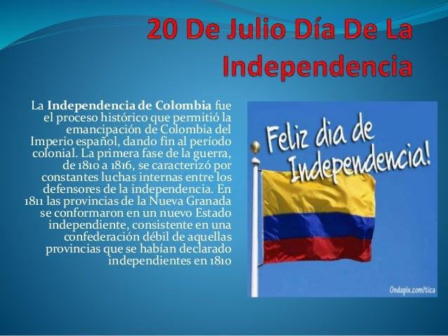 20 de julio d a de la independencia for Jardines 20 de julio bogota