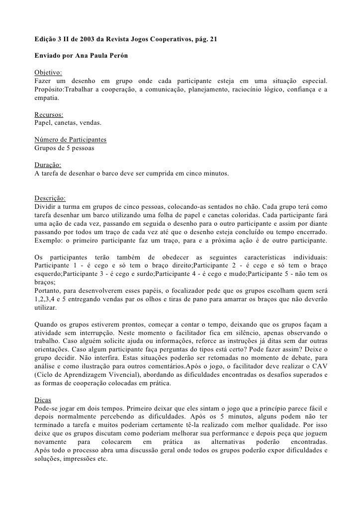 Preferência 20 dinamicas pedagogicas YW34