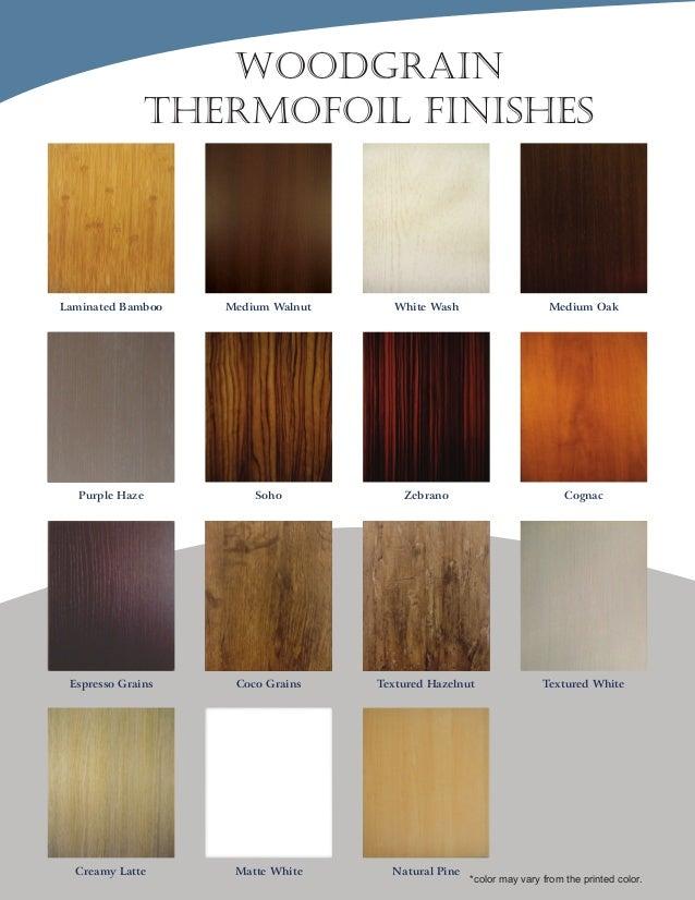 Frameless Catalog Brochure