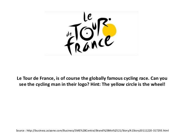 Le Tour De France Slogan