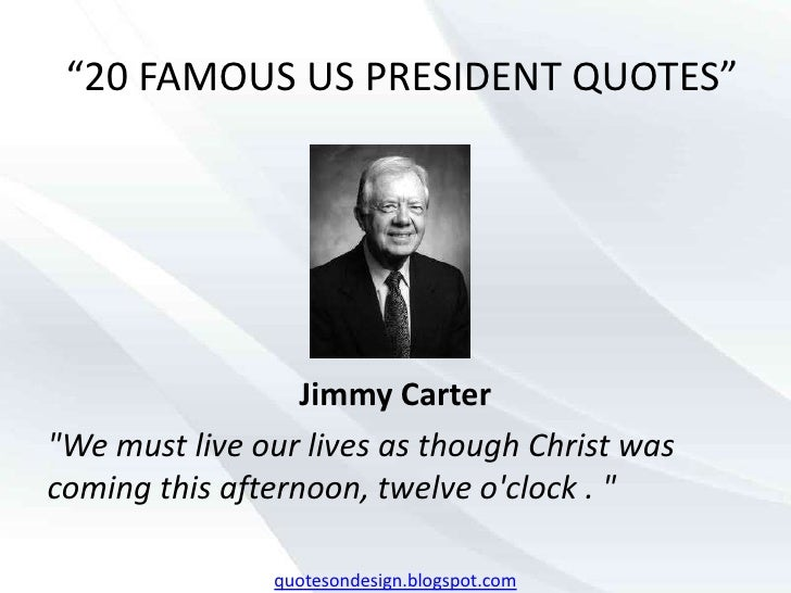 compare and contrast the presidencies of jimmy carter and ronald reagan Which presidents have been best for the  former republican president ronald reagan is widely recognized as one of america's  clinton and jimmy carter.