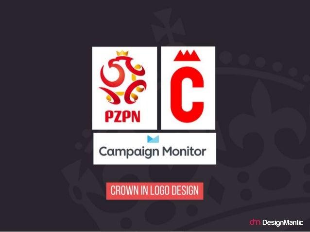 Crown in logo design.