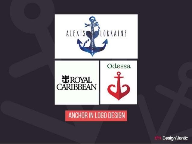 Anchor in logo design.