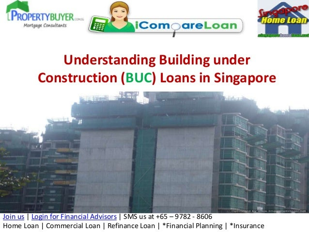 Understanding building under construction buc loans in for Mortgage for house under construction