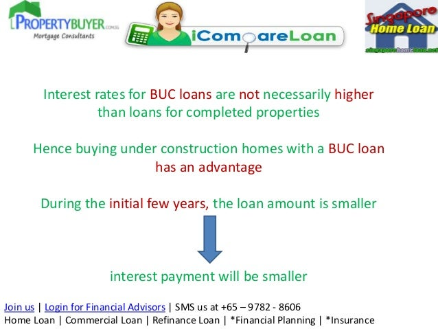 Understanding building under construction buc loans in Interest only construction loan
