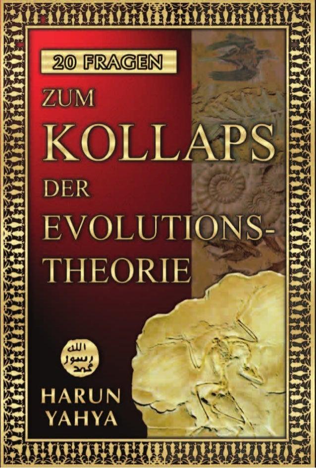 S eit etwa 150 Jahren gibt es die Evolutionstheorie und sie hat die Weltanschauung der Menschen tief beeinflusst. Die Theo...