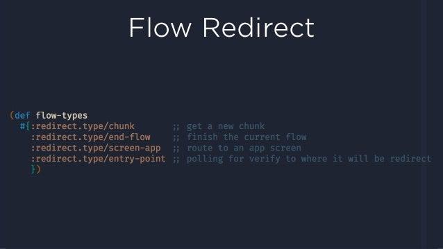 Flow Redirect